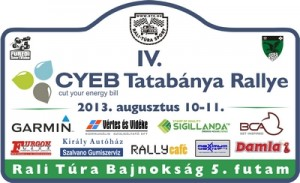 IV. Tatabányai rally