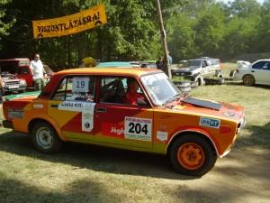 Lada rally-na hagyományai vannak