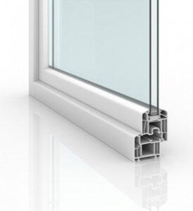 panel ablak