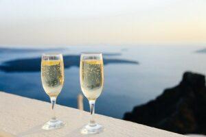 Elegáns ital a pezsgő